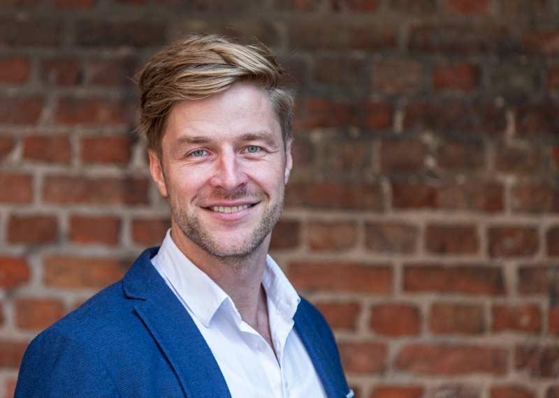 Jan Graf, Geschäftsführer qtec group