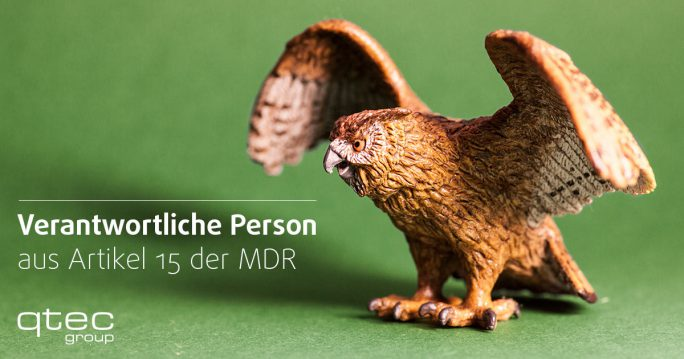 qtec - Verantwortliche Person aus MDR Artikel 15| qtec-group