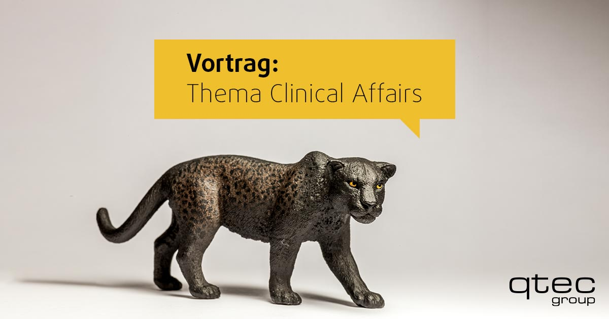 qtec Vortrag Clinical Affairs Professor Imhoff