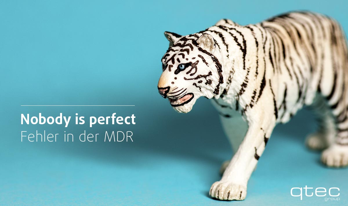 qtec Bblogbeitrag Fehler in der MDR nobody is perfect