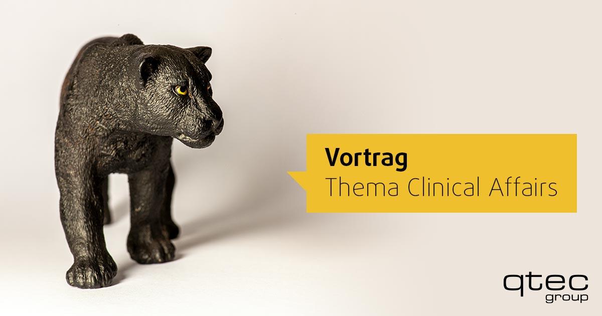qtec Vortrag Clinical Affairs Professor Imhoff| qtec-group