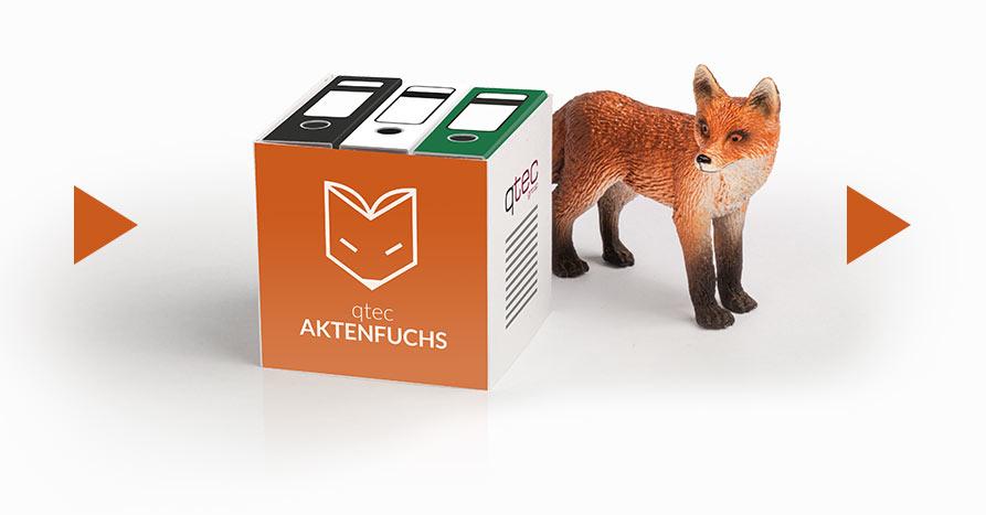 qtec Aktenfuchs echnischen Dokumentationen für Medizinprodukte