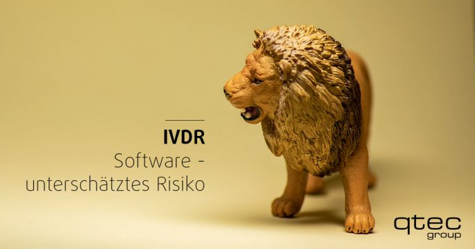 qtec Blogbeitrag IVDR Risiko Software