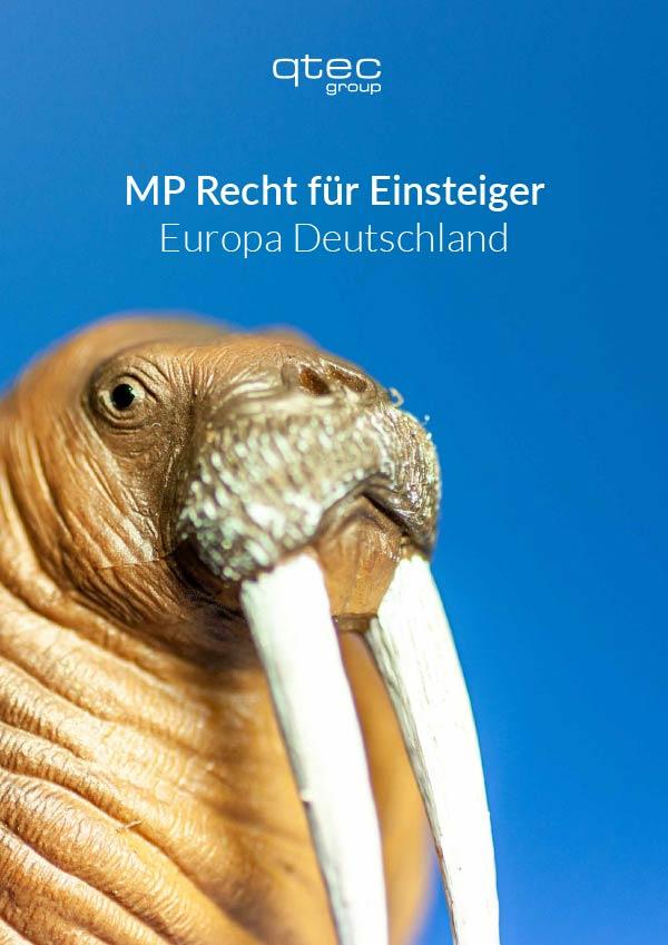 """PDF eBook """"MP Recht für Einsteiger"""""""