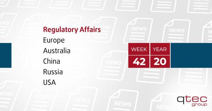 Regulatory Affairs Updates | CW42