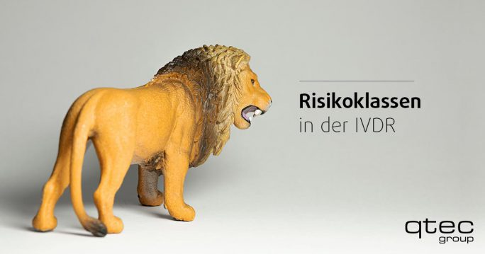 Risikoklassen in der IVDR Blogbeitrag| qtec-group
